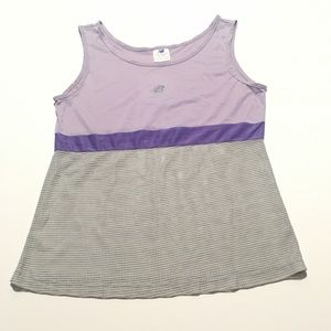 1980s NEW BALANCE Vintage Runner Tank Size Large